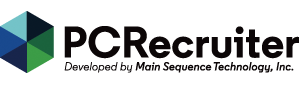 PCRecruiter - Developed by Main Sequence Technology, Inc.