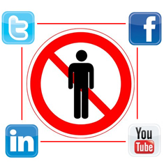 using social media for executive search
