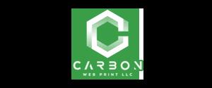 Carbon Web Print
