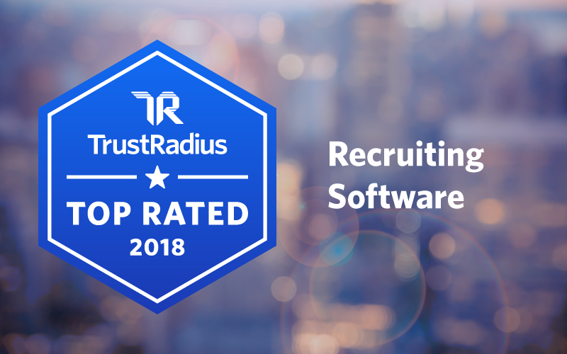 Top Rated by TrustRadius